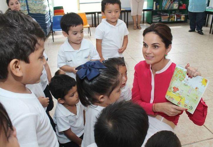 La Presidenta del DIF entregará certificados a los niñis que se graduarán de los CENDI. (Redacción/SIPSE)