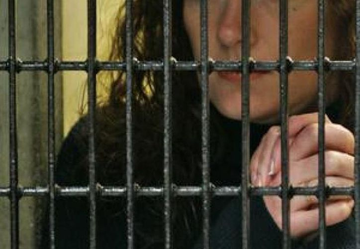 Florence Cassez purga una condena de 60 años de prisión por el delito de secuestro. (Archivo/Notimex)