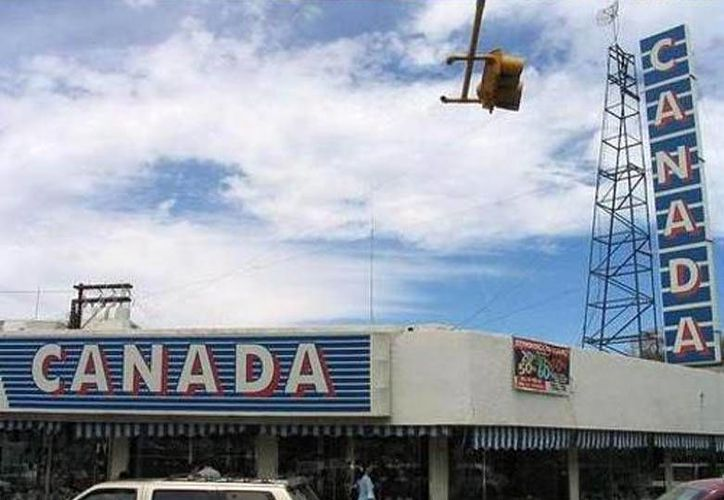 Una tienda de Calzado Canadá, en pleno auge de esa industria en México. (Internet)