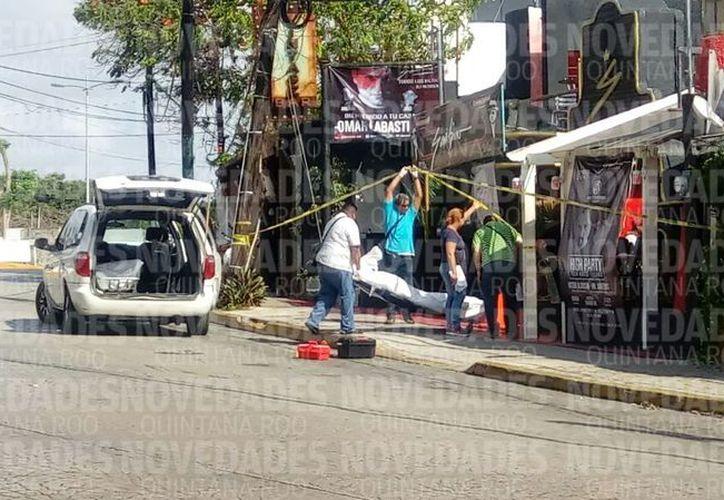 Tres personas resultaron lesionadas, y tres perdieron la vida. (Eric Galindo/ SIPSE)