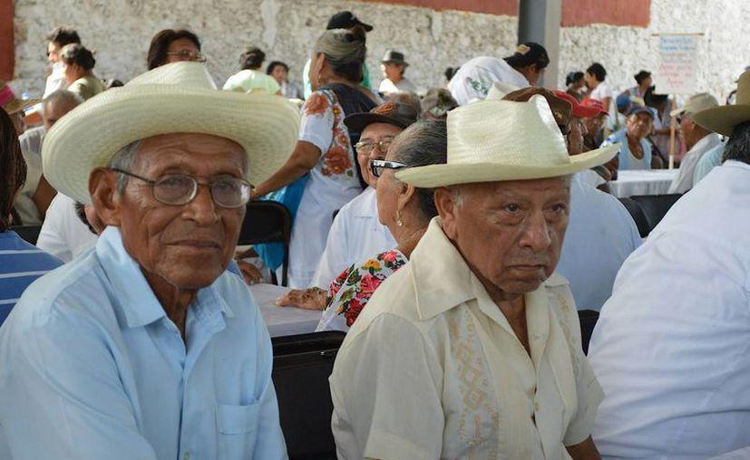 Son gente muy comprometido con el campo yucateco. (SIPSE)