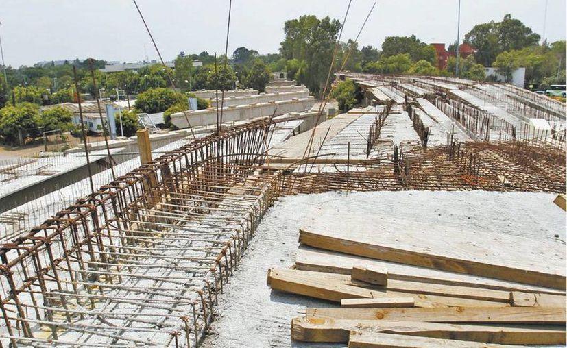 La construcción representa 6.2 por ciento del PIB nacional. (Milenio)