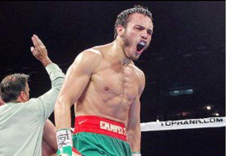 El boxeador Julio César Chávez Jr. peleará en Los Ángeles el 1 de diciembre, (Instagram)