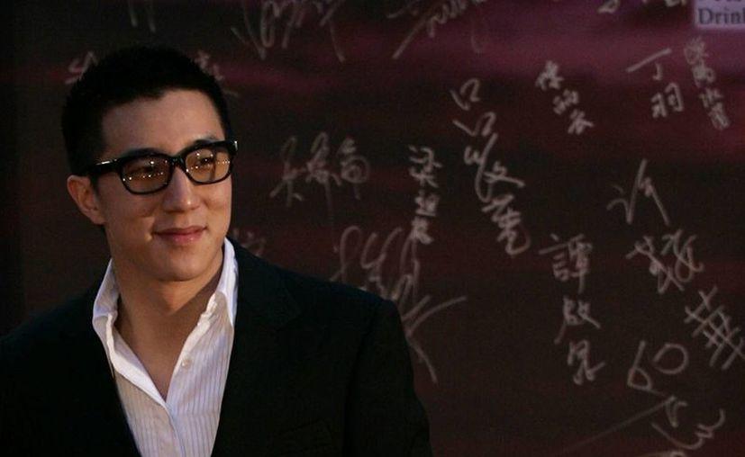 Jaycee Chan, el hijo de Jackie Chan, tiene 32 años.  (ibtimes.co.in)