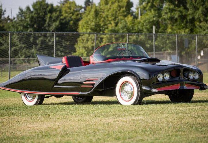 El Batimóvil de 1963 estuvo en el olvido por casi 50 años. (Archivo/Reuters)