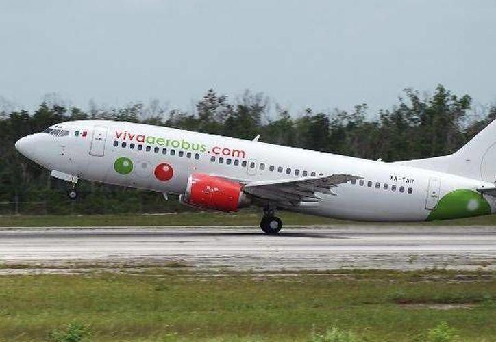 VivaAerobus operará la ruta todos los martes y sábados por la mañana. (Foto de Contexto/Internet)