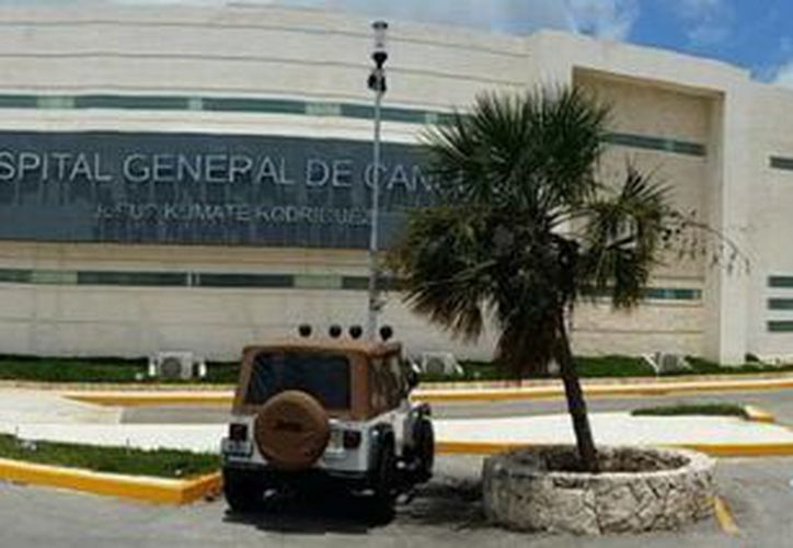 Las instalaciones del hospital serían inauguradas en la próxima administración estatal. (Miguel Ángel Ortiz/SIPSE)
