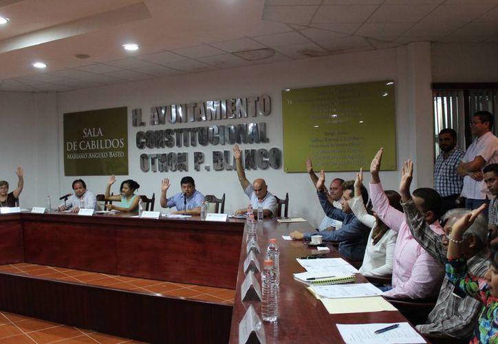 Los ahora jueces calificadores entraran en función a partir del 10 de noviembre y estarán vigentes durante el periodo 2016-2018.(Eddy Bonilla/SIPSE)