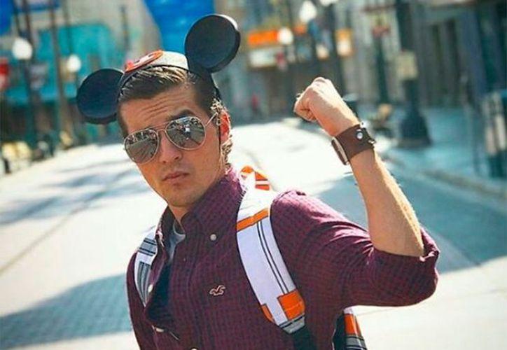El actor dio vida a varios personajes de Disney. (Foto: Contexto/Internet)