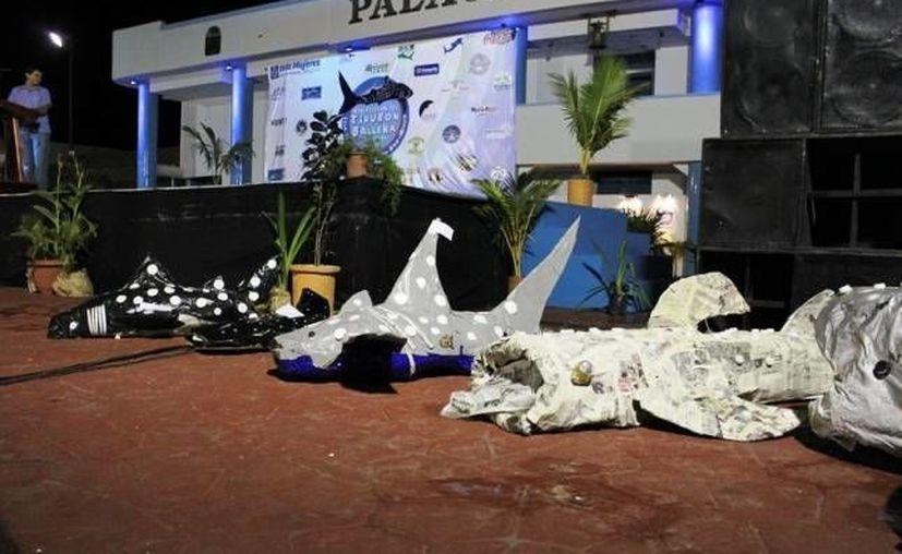 Los inscritos deberán participar con una escultura de una especie marina utilizando materiales reciclados. (Redacción/SIPSE)