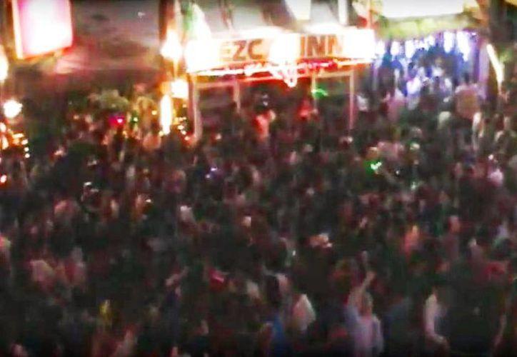 Se espera que el 31 de diciembre asistan 40 mil personas a despedir el año en Playa del Carmen. (Daniel Pacheco/SIPSE)