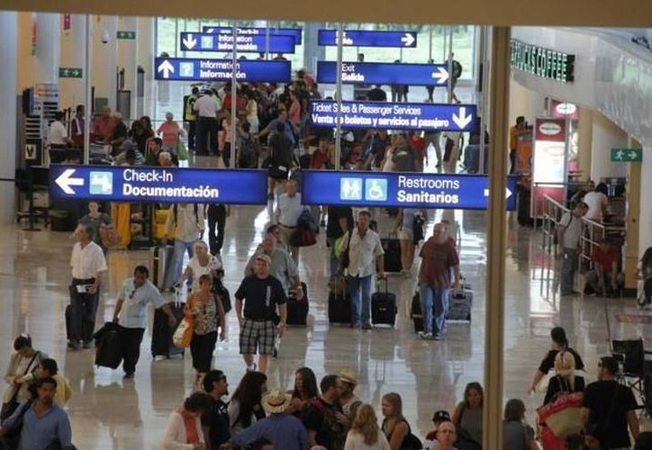 Desde Cancún hacia Bajío, el vuelo partirá a las 10:50 horas. (Contexto)