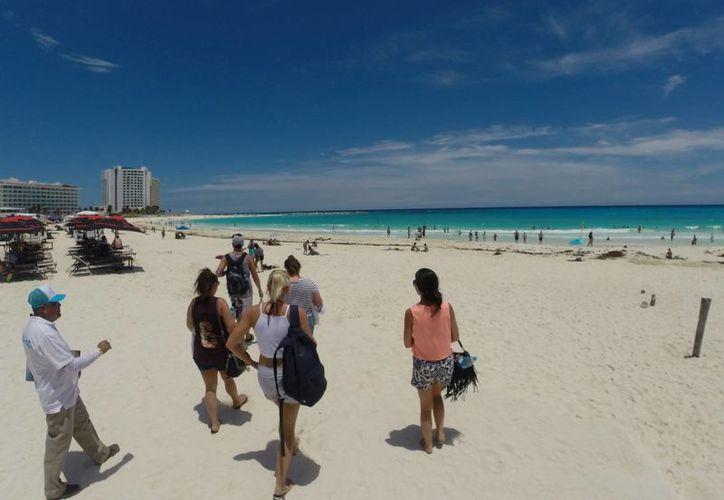 Se espera que la segunda mitad del año Cancún retome el liderazgo en ocupación hotelera, sobre la Riviera Maya. (Israel Leal/SIPSE)