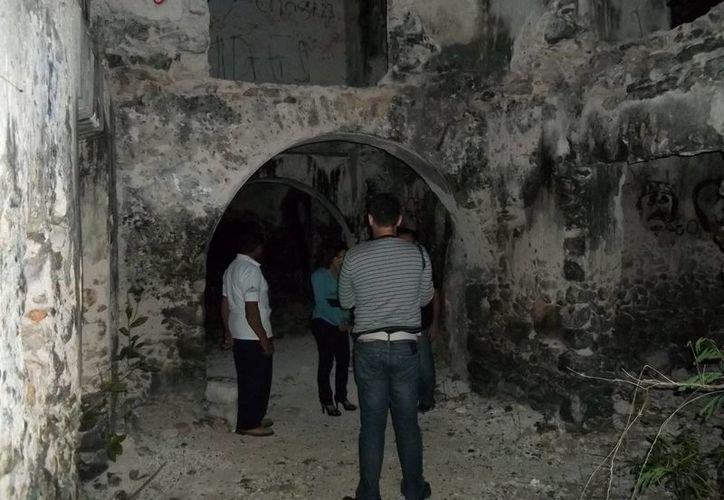 """Aspecto de la exhacienda """"Cancabchén Casares"""", popularmente conocida como """"Hacienda Cholul"""". (Jorge Moreno/SIPSE)"""