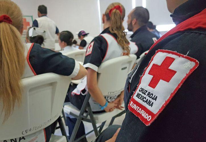 El Instituto Universitario de la Cruz Roja Mexicana, será la primera sede en dar preparación profesional a nivel licenciatura. (Jesús Tijerina/SIPSE).