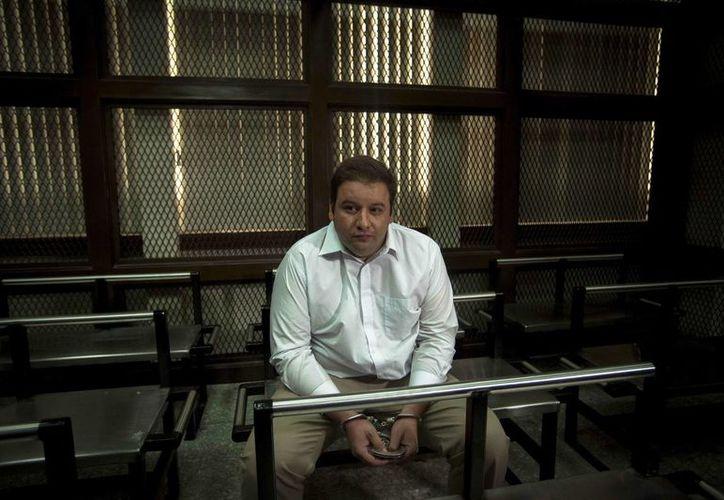 Barreda, hijo de la expresidenta de la Corte Suprema de Justicia (CSJ), Beatríz de León, se ha declarado inocente y asegurado que desconoce el paradero de su esposa Cristina. (EFE)
