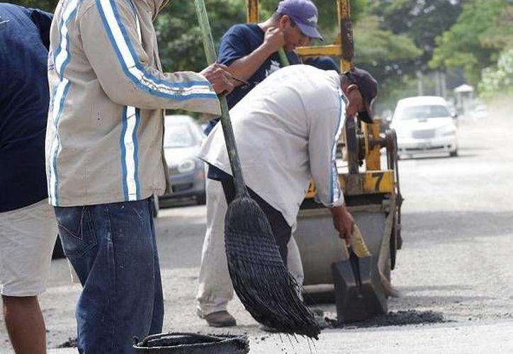 Los nuevos salarios de empleados del Ayuntamiento, excepto los que más ganan, se aplicaron desde este sábado. (Foto cortesía del Gobierno de Yucatán)