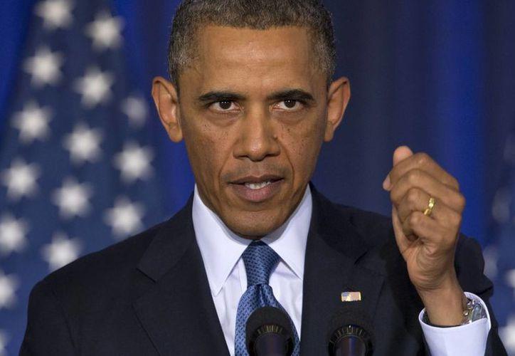 Obama justificó el uso de drones en determinados casos. (Agencias)