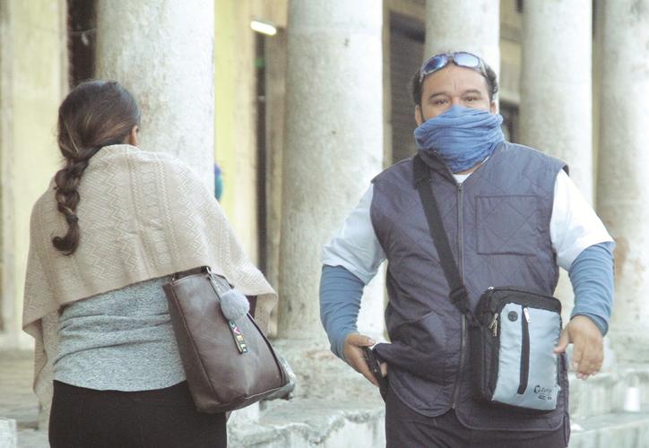 El sur de la ciudad de Mérida reportó 10.8 grados Celsius. (Archivo/Sipse)