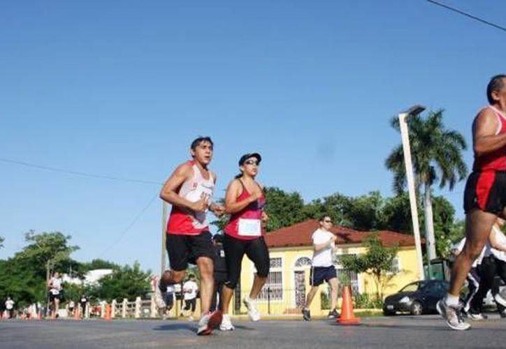La carrera Mario El Veloz Bracamonte entregará 10 mil pesos en premios. (SIPSE/Contexto)