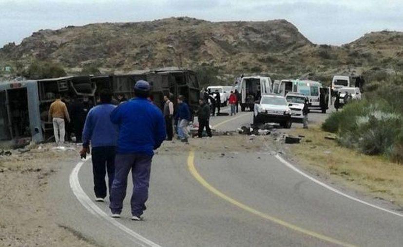 Confirmaron que el saldo provisional es de 15 muertos, 21 heridos y 18 personas. (López Dóriga Digital)