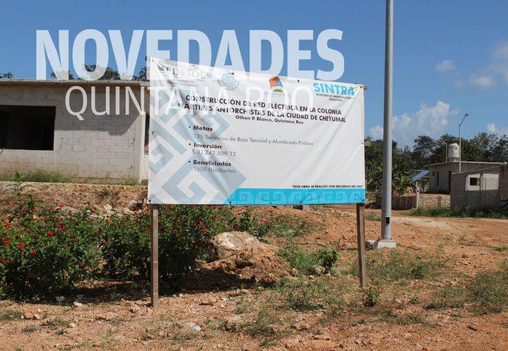 Antorcha Campesina, ha fundado ocho colonias irregulares en el Estado. (Foto: Joel Zamora)