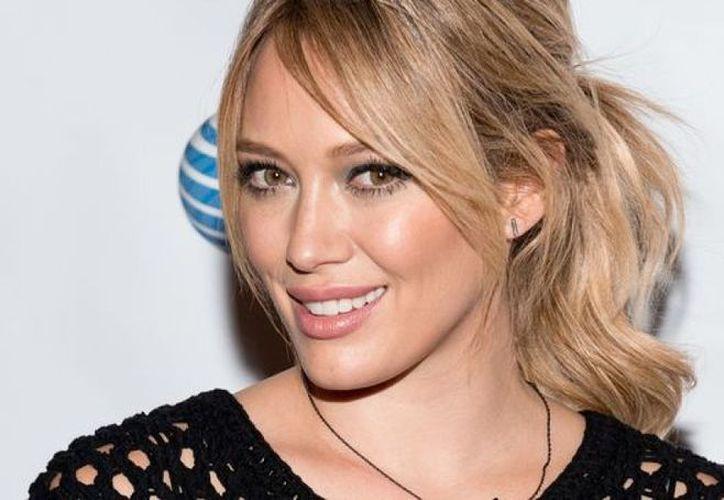 Hilary Duff dejó atrás los kilos de más que tenía. (Antena3).