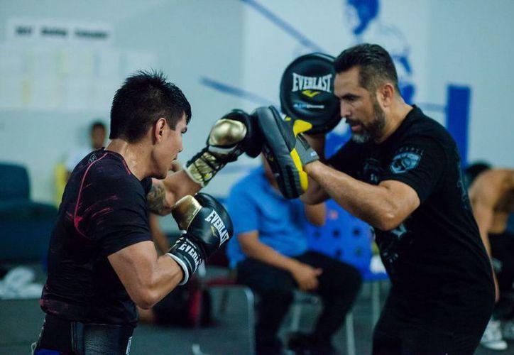Joselito se ha preparado a conciencia para convertirse en el próximo campeón del mundo. (Ángel Villegas/SIPSE)