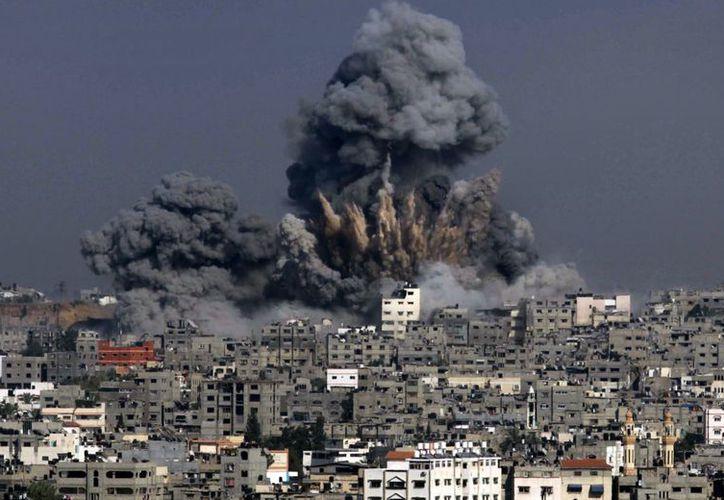 Aviones de combate de la coalición liderada por Estados Unidos han llevado a cabo un ataque aéreo. (Contexto/Internet).