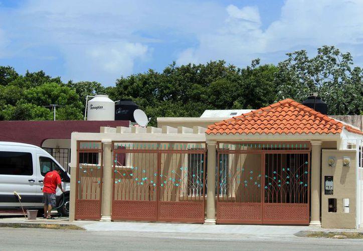 Es difícil adquirir una vivienda en el centro de la ciudad. (Luis Soto/SIPSE)