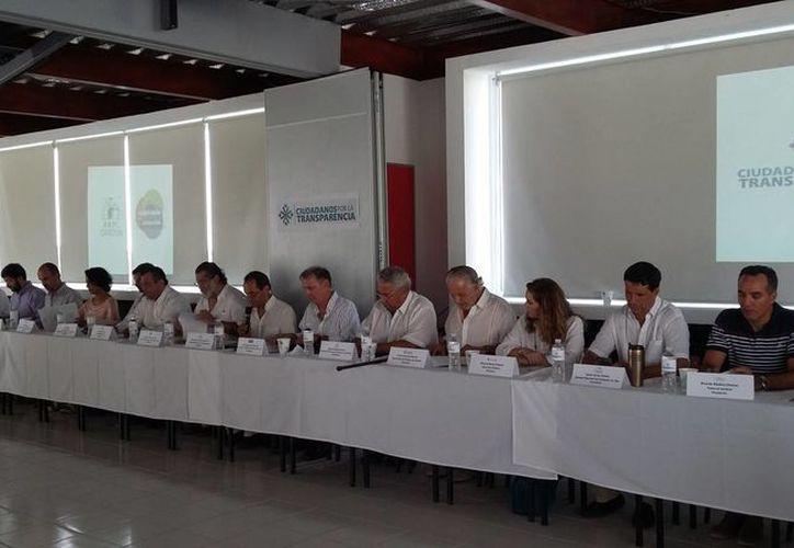 """El día de ayer se lanzó la plataforma web, 'Legislando en Conjunto"""", ante la modificación a la ley. (Victoria González/SIPSE)"""