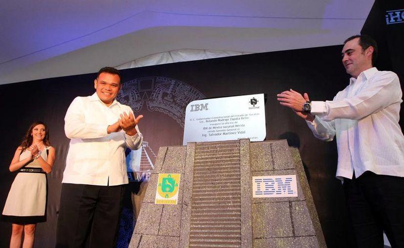 La firma internacional en computación invierte 4 mdd en Yucatán. (Milenio Novedades)