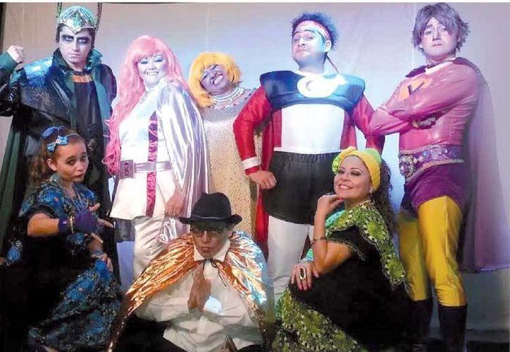 Las funciones se realizarán durante los días del Carnaval. (SIPSE)
