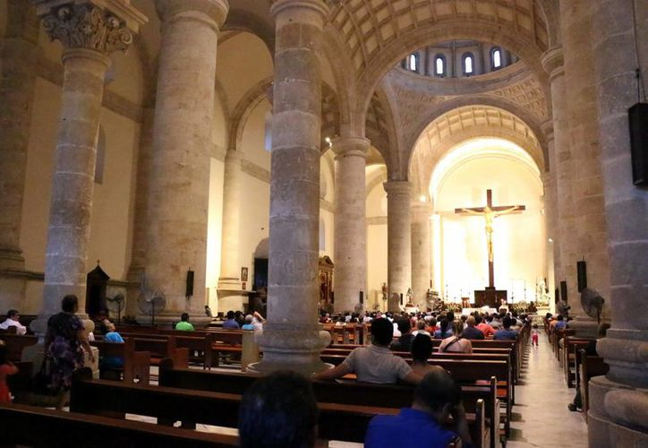Las transformaciones dentro de la Iglesia de la Iglesia de Yucatán son palpables en todos los ámbitos. (Milenio Novedades)