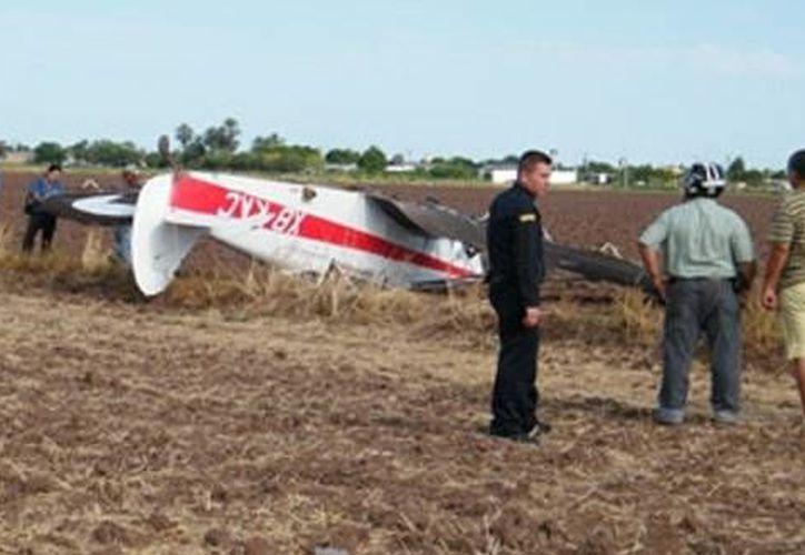 Hasta el momento se deconocen las causas del desplome de la aeronave. (Imagen de contexto/Archivo/SIPSE)