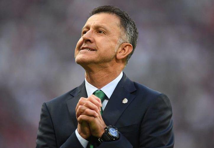 Carlos Osorio se ilusiona con el futuro a corto y mediano plazo, junto a la Selección Mexicana. (Foto: Contexto/Internet)