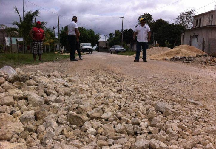 Previenen inundaciones; la mayor cantidad de lluvias se registraron en septiembre de 2013, cuando alcanzaron 450 mililitros. (Harold Alcocer/SIPSE)