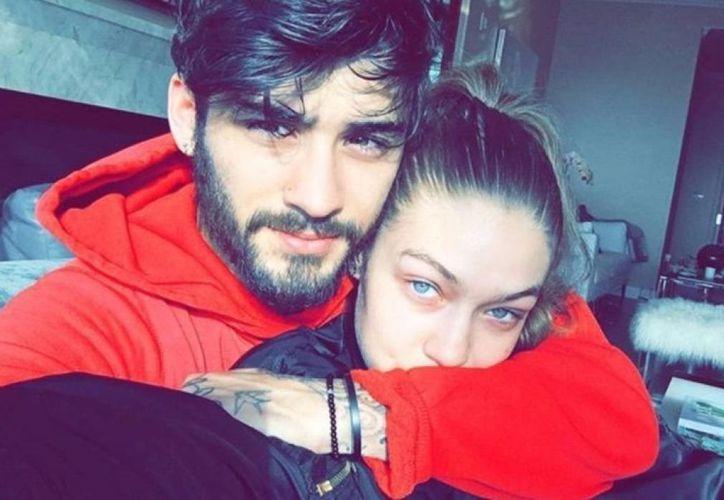 Por medio de sus redes sociales, ambos emitieron un comunicado anunciando su ruptura. (Instagram)