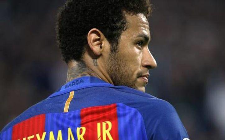 Neymar está incluido en una lista en la que figuran, entre otros, la medallista estadounidense de gimnasia Simone Biles. (24 Horas).