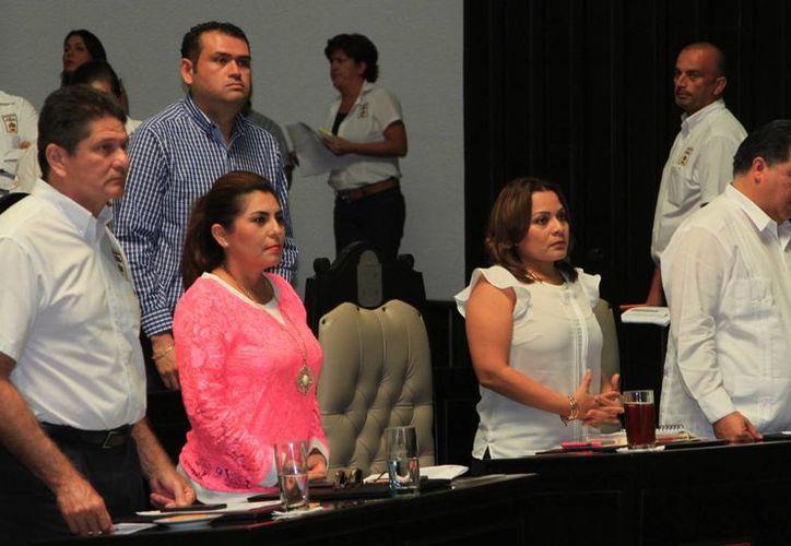 Se someterá a aprobación el nombramiento del nuevo titular de la Dirección de Apoyo Jurídico del Poder Legislativo. (Ángel Castilla/ SIPSE)