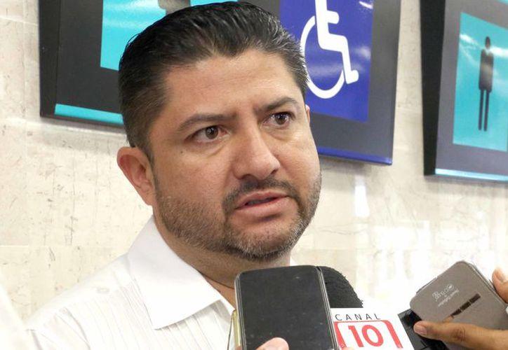 El caso de Héctor Alarcón Galindo contra el Magistrado  también ha sido denunciado ante la CNDH, y el Senado de la República. (Joel Zamora/SIPSE)