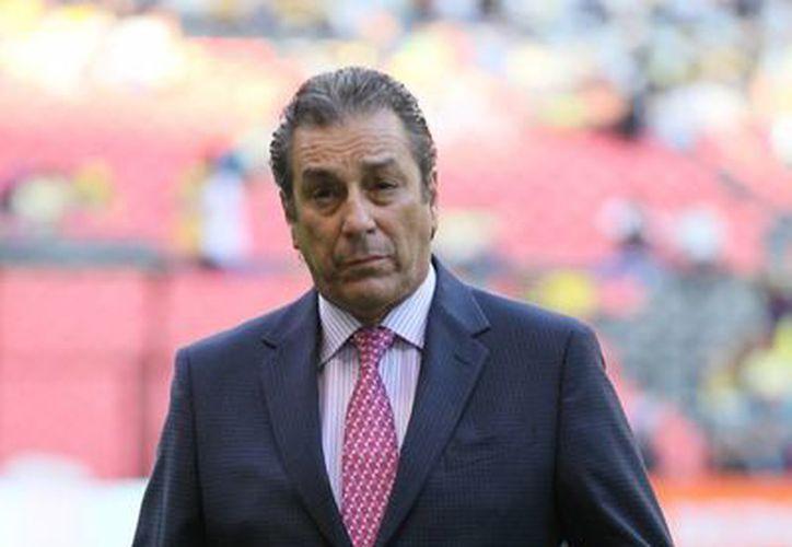 Ante la eliminación del Atlas en la fase de grupos de Copa Libertadores y su adiós de la liguilla del Futbol Mexicano, la directiva decidió prescindir del entrenador Tomás Boy. (Notimex)