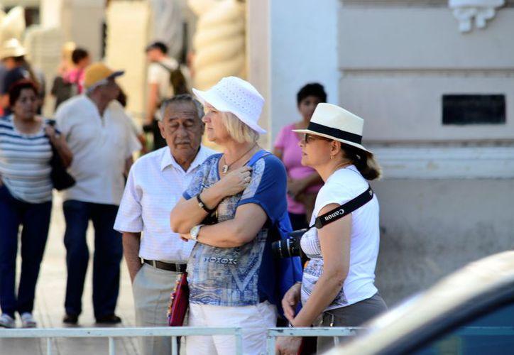 Este domingo será un día excelente para pasear, pues el calor continuará en la entidad, según el pronóstico del clima de Conagua Yucatán. La imagen es únicamente ilustrativa. (Daniel Sandoval/SIPSE)