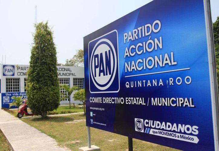 El PAN calificó las acciones que denuncia el PRI como prácticas ilegales. (Harold Alcocer/SIPSE)