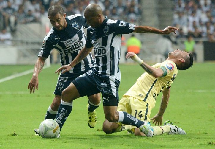 Los Rayados jugarán su primera final en el Estadio BBVA Bancomer, el próximo fin de semana. (Notimex)