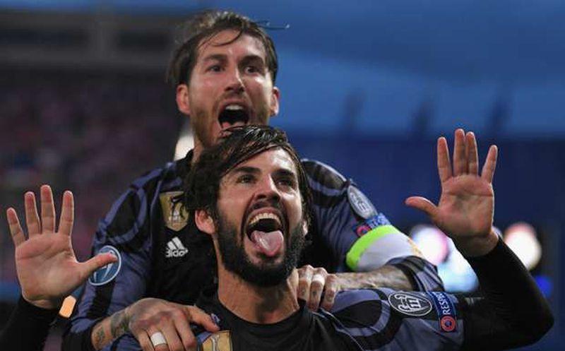 Real Madrid pierde, pero se clasifica a la final de la Champions