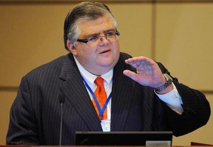 Carstens dijo que México mantiene una macroeconomía sólida. (Archivo/SIPSE)