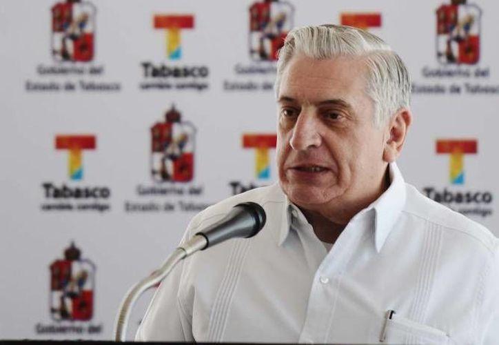 Núñez dijo que no se pronunciará más sobre el caso Granier. (Archivo/Notimex)