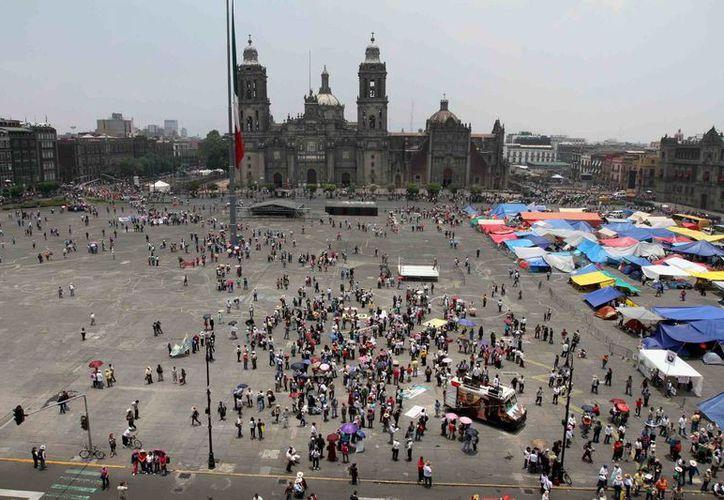 La seguridad en la Ciudad de México está empeorando según el Reporte de Índice Delictivo (Rinde). (Archivo Notimex)