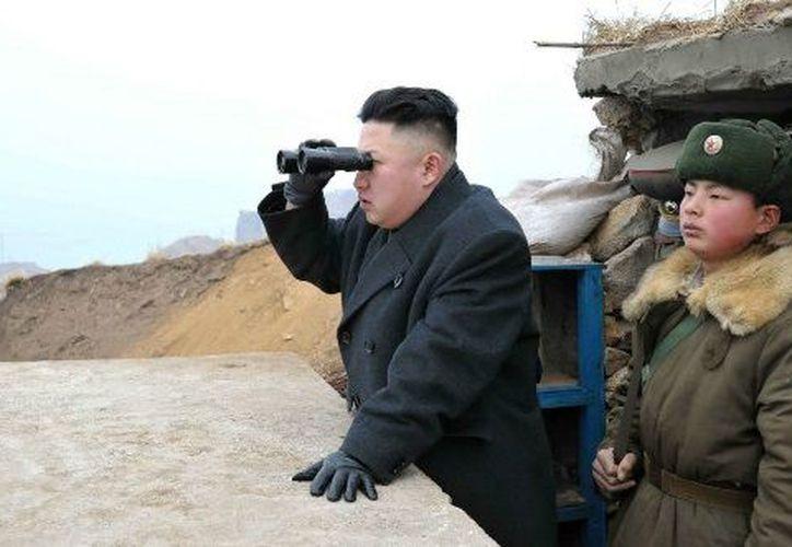 Corea del Norte suspenderá las pruebas nucleares y los lanzamientos de misiles balísticos intercontinentales. (Contexto/Internet)
